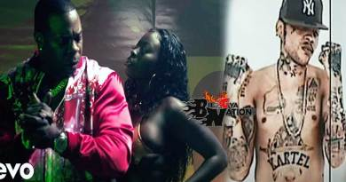 Busta Rhymes ft Vybz Kartel The Don The Boss Music Video directed by Benny Boom