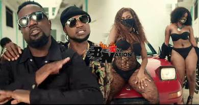 Sarkodie ft Prince Bright Buk Bak Gimme Way Music Video directed by Babs n song produced by Pee Gh