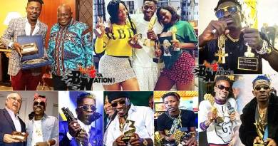 Shatta Wale biography awards the most decorated dancehall artiste in Africa
