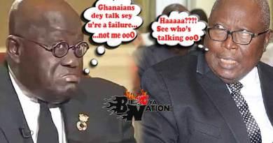 Special prosecutor Martin Amidu n President Nana Akufo Addo total corruption cases