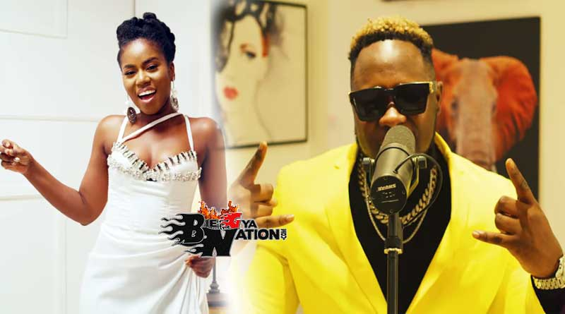 MzVee ft Medikal Hallelujah Music Video directed by The Boldz, song produced by Kizzy Beatz