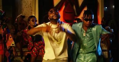 Olakira ft Davido Maserati Remix Music Video directed by Dammy Twitch