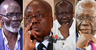 Akyem Mafia Sakawa Boys comment tag Nana Akufo-Addo, Ken Ofori Atta, Gabby asare, Ewes Anlos Dr Kwame Nkrumah overthrow