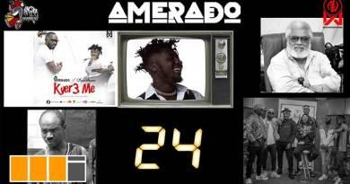 Amerado Yeete Nsem Episode 24 Kejetia Edition Music Video JJ Rawlings Shatta Wale