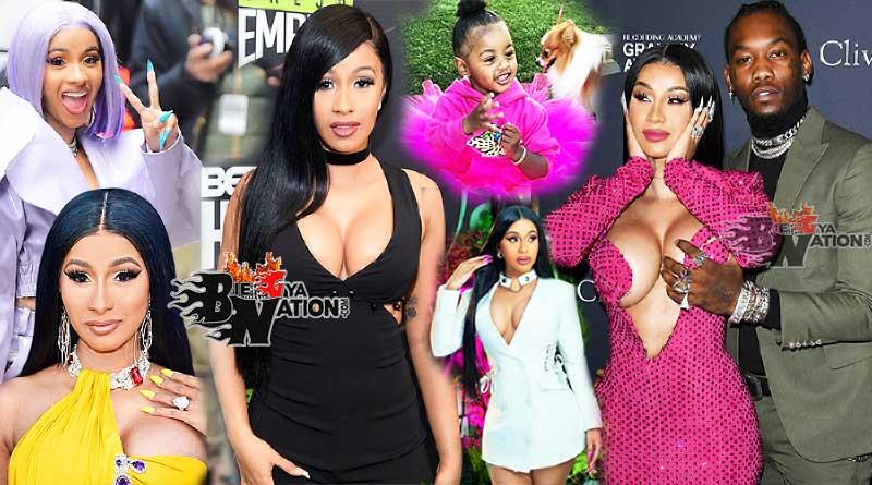 Cardi B Biography, age, husband Offset, daughter Kulture Kiari Cephus, awards, net worth, parents, family, education, career, feud with Nicki Minaj, her arrest