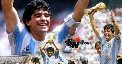 Diego Maradona dead at age 60 after suffering heart failure.