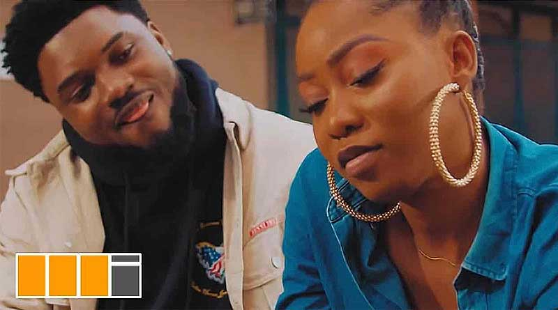 Donzy ft Kuami Eugene Slay Mama Music Video directed by Kojo Myles, song produced by Poppin Beatz