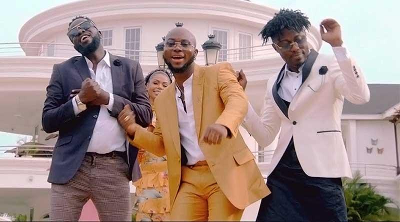 Killbeatz King Promise Ofori Amponsah Odo Nti Music Video