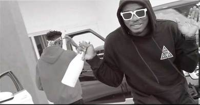 AMG Armani Tackle Tackle Music Video directed by Mykel Heydar, song produced by Unkle Beatz