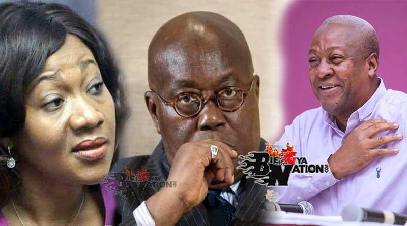 John Mahama files petition at Supreme Court to challenge Nana Akufo Addo