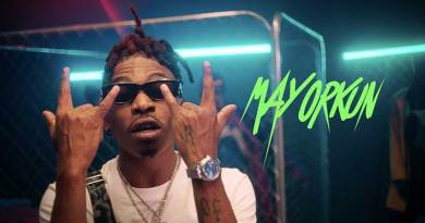 Mayorkun Your Body Music Video directed by Dammy Twitch.