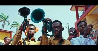 Pappy Kojo ft Busiswa Thomas Pompoy3yaw Remix Music Video.
