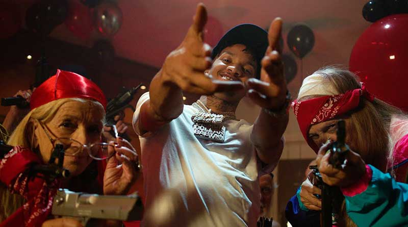 Stunna 4 Vegas Gangsta Party Music Video directed by Dababy