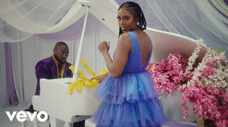 Tiwa Savage ft Davido Park Well Music Video