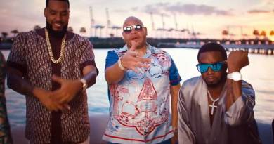 Fat Joe DJ Khaled Amorphous Sunshine The Light Music Video