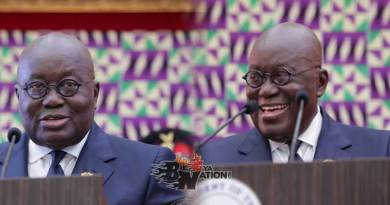 President Akufo-Addo delivers State of The Nation Address to 7th Parliament of Ghana