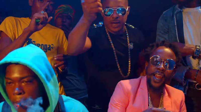 Popcaan Relevant Music Video directed by Dollaz