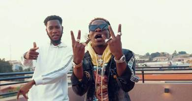 Shatta Wale ft YPee Azaa Music Video directed by PKMI, song produced by Beatz Vampire