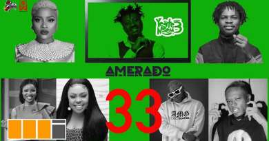 Amerado Yeete Nsem Episode 33 video Okese1 Medikal Adina Serwaa Amihere Funny Face