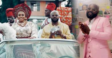 Falz ft Niniola Squander Music Video produced by Yung Willis.
