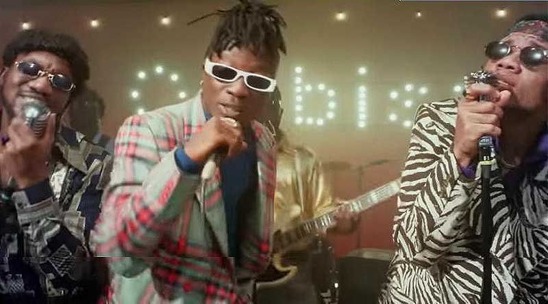 Osibisa Tribute ft Kidi Mr Drew Kofi Jamar 3Music Awards 2021 Performance