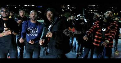 Stonebwoy We Move Freestyle Music Video directed by Fawaz Concept and Kay Studios, song produced by Nektunez.