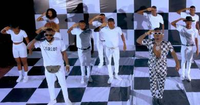 Harmonize ft Awilo longomba H Baba Attitude Music Video directed by Elvis RedShot, song produced by Mix Masta Garzy.