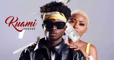 Kuami Eugene Dollar On You Music Video directed by Xbills, song produced by DJ Vyrusky and Kuami Eugene