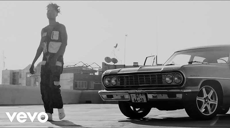 Kwesi Arthur Walk Music Video directed by David Duncan, song produced by Uche B.