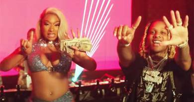 Megan Thee Stallion ft Lil Durk Movie Music Video directed by Mike Ho, song produced by Tay Keith