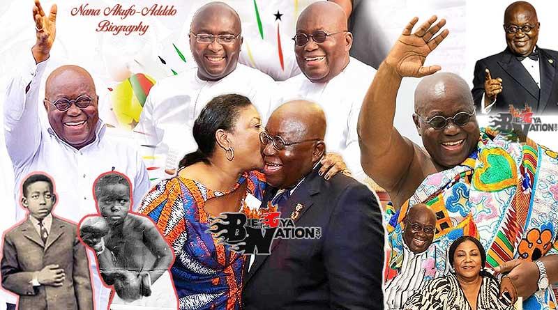 Nana Addo Dankwa Akufo Addo Biography, age, daughters, wife Rebecca, awards, politics, career, phone number.