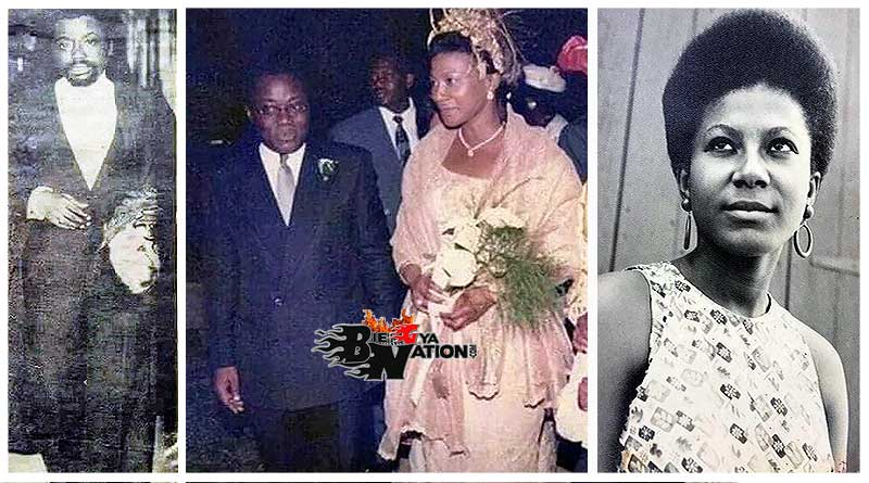 Nana Akufo Addo first wife Rebecca old photos