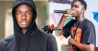 Yaw Tog named April BET Amplified International Artiste of the Month.