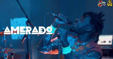 Amerado and Safoa Band performing Best Rapper Statement and Me Ho Y3 Official Music Video