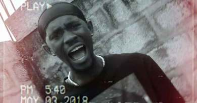 Black Sherif – 1st Sermon Freestyle Official Music Video directed by BlackOTribe, song produced by Stallion.