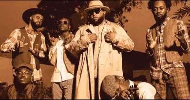 DBlack ft Kofi Jamar Camidoh Dead Peepol Kontrol Video