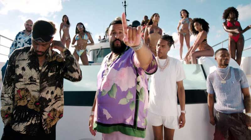 DJ Khaled ft Roddy Ricch, Lil Baby and Bryson Tiller – Body In Motion Official Music Video directed by Joseph Kahn, song produced by STREETRUNNER and TARIK AZZOUZ.