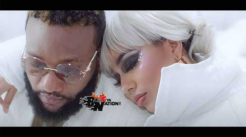 Kcee featuring Peruzzi and Okwesili Eze Group, Hold Me Tight Music Video directed by TG Omori, song produced by Akaz and Blaq Jerzee.