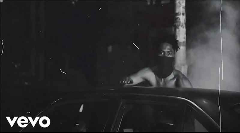 Kwesi Arthur ft Vic Mensa Winning Official Music Video song produced by Juicxxx.