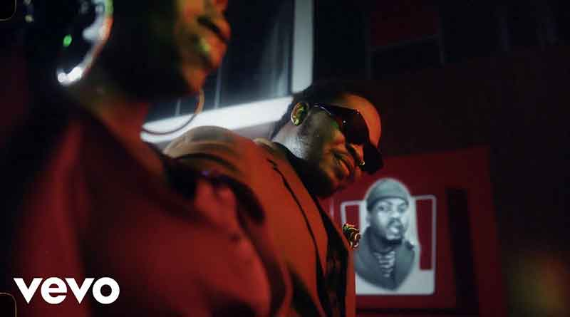 Olamide Rock Music Video directed by Clarence Peters, song produced by Eskeez.