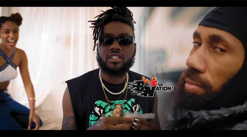 Pappy Kojo ft Phyno RJZ Green Means Go RMX Music Video
