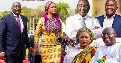 Alhaji Dr Mahamudu Bawumia Biography age, wife Samira, children, awards, politics, records, parents, hometown, family, wives, first wife Ramatu.