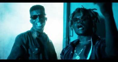 Quamina MP ft Kofi Kinaata performing Back To The Sender Music Video directed by Amanor Blac and KP Selorm.