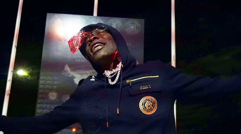Shatta Wale Piece Of Cake Music Video directed by Sean Ansong.