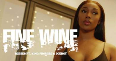 R2Bees featuring King Promise and Joeboy Fine Wine Music Video directed by Century Films.