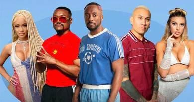 Black Eyed Peas, Saweetie, Lele Pons, Hit It Music Video.