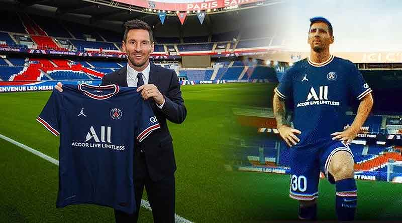 Lionel Messi move to PSG on a two year deal worth 1million a week from Barcelona.