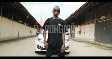 Strongman Statue Music Video directed by Mr Twist, song produced by KC Beatz.