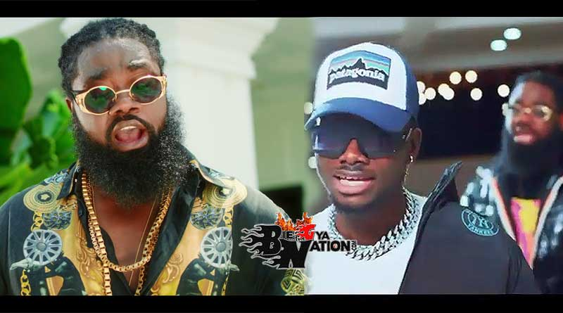Ghanaian rapper and member of 4x4, Captain Planetpremiers Abodie Official Music Video featuring Kuami Eugene aka Rockstar.