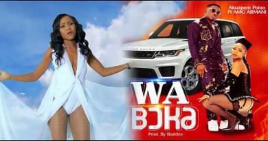 Akuapem Poloo feat AMG Armani, premiers Wa Boka Music Video.